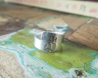 WILD Alaska Ring