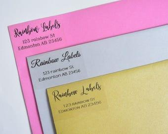 Mailing labels | Etsy