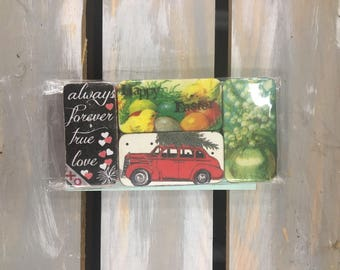 Magnets - Set of Four