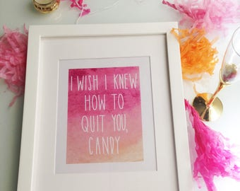 Candy, Candy Jar, Candy Buffet, Candy Bar Sign, Candy Bar, Bridal Shower Sign, Birthday Party Decorations, Birthday Party Decor, Party Decor