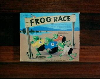 1972 Spear's Frog Race