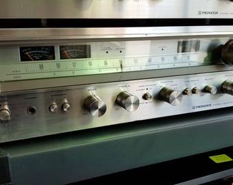 Pioneer SX-680 Vintage Stereo Receiver