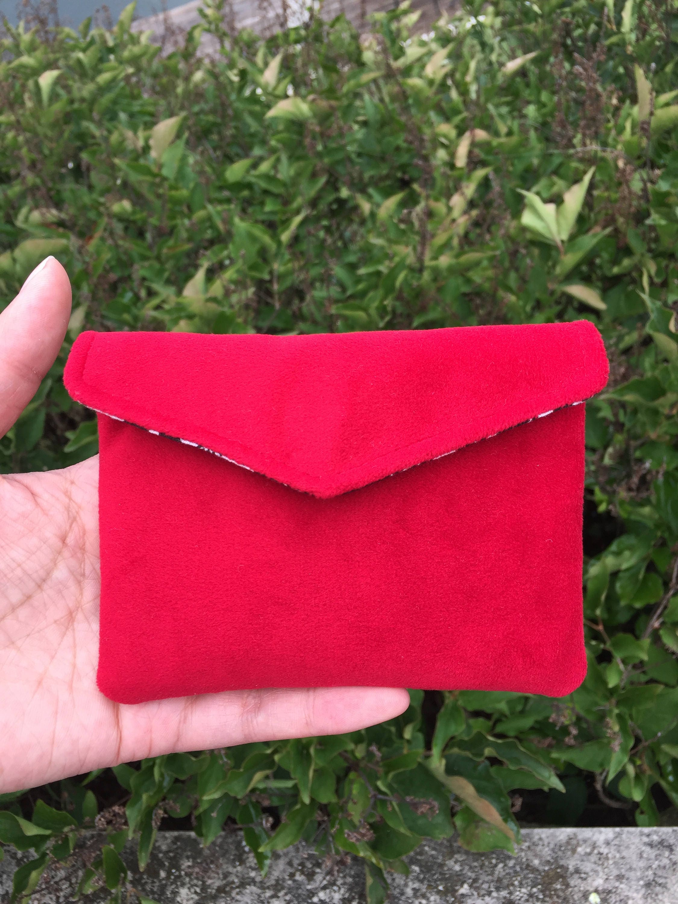womens wallet, mini purse, key purse, business cards holder, cards ...