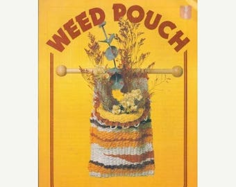 """Summer Sale Weed Pouch 4 pages Materials needed, Lenght 5 1/4"""" X 10 1/2"""", Techniques"""