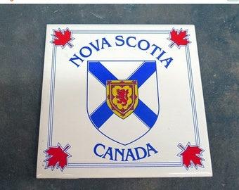 S Nova Scotia Canada Ceramic Tile