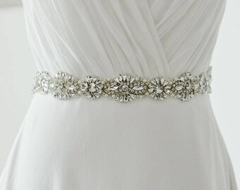 High Quality Custom Bridal Sash/Belt
