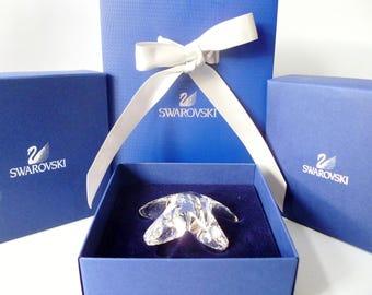 Swarovski Crystal Shells-Starfish Seashell-Crystal Sea Shells-Swarovski Vintage-Swarovski Animals-Wonders of the Sea-Sea Shells-Sea Shells