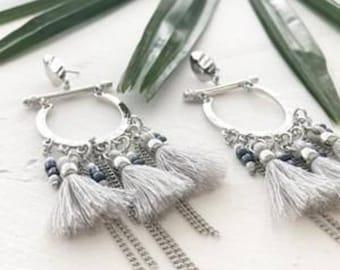 Scrumptious Tassel Earrings