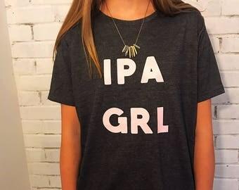 IPA GIRL TEE