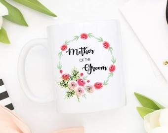 Mother of the Groom Mug | Coffee Mug | MOG Mug | Mother In Law Wedding Gift | Mother In Law | Mom Mug | Wedding Day | Wedding Planning Gift
