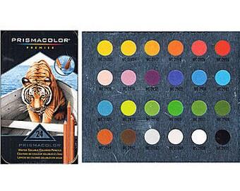 Prismacolor Watercolor Pencil Art Kit
