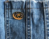 Donut - pin badge