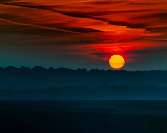 Ohio Sunrise