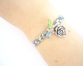 Bracelet liberty floral