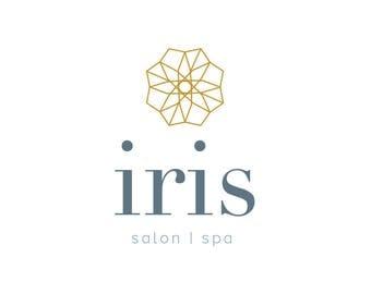 Salon Logo - Spa Logo - Boutique Logo - Shop Logo - Small Business Logo - Premade Logo - Blogger Logo - Professional Logo - Minimal Logo