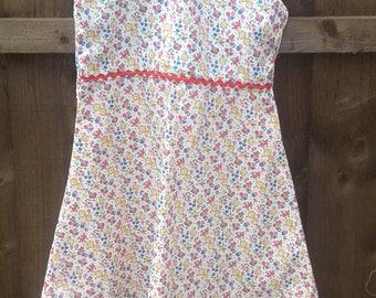 Liberty Tana Lawn Girls DRESS 2/3 years
