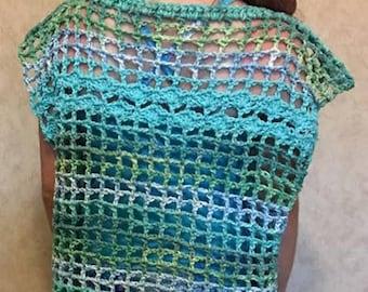 Crochet Swim cover