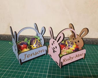 Personalized easter basket etsy au negle Gallery