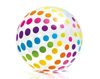 Jumbo Glossy Panel Ball