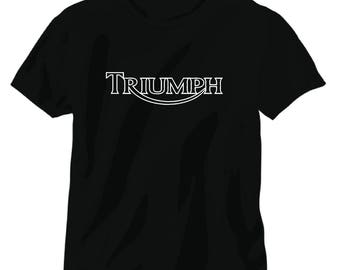 triumph motorcycle | etsy