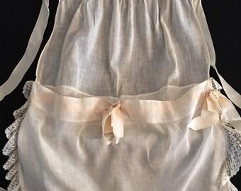 Vintage apron 1920's