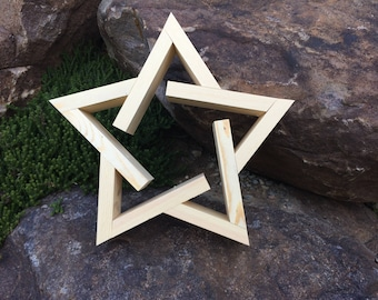 Dutch Oven Star Trivets - set of two