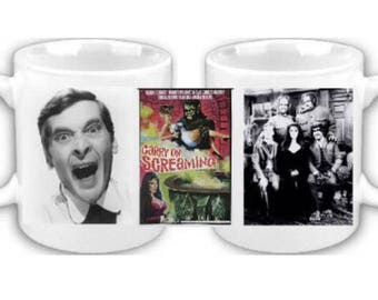 Carry On Screaming - Coffee Mug