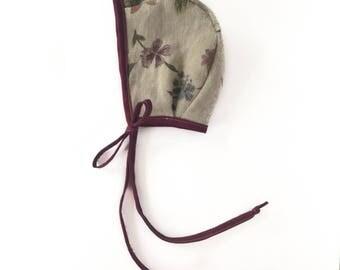 12-18 mo Abigail bonnet