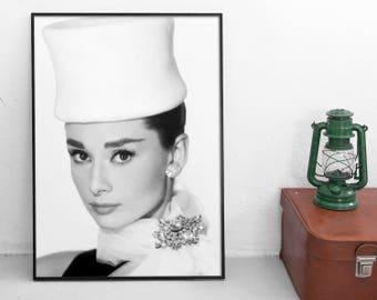 Audrey Hepburn Wall Art on sale audrey hepburn wall art breakfast at tiffanys decor