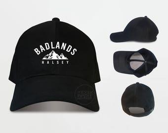 Halsey Badlands  Baseball Caps Halsey Badlands Caps Tumblr Caps