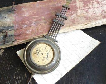 Antique Watch Clock Pendulum