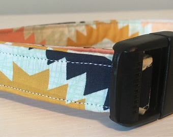 Custom Handmade Dog Collar 'Carol'
