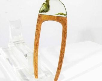 Hair fork, hair fork, acrylic hairpin, Hair Sticks, Hair accessories,