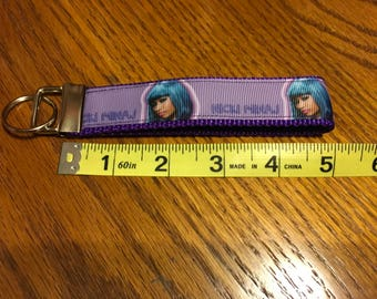 Nicki Minaj Katy Perry Key Fob/Chain Wristlet