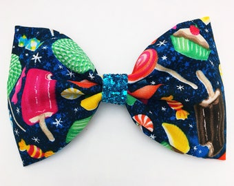Spaced Out Sweets Bow