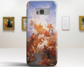 "Francois Lemoyne, ""The Apotheosis of Hercules"". Samsung Galaxy S8 Plus Case LG V30 case Google Pixel Case Galaxy A5 2017 Case."