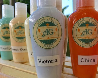 Victoria Body Lotion