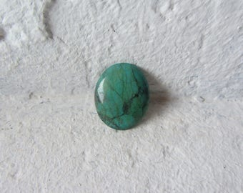 Tibetan Turquoise Cabochon. S0502