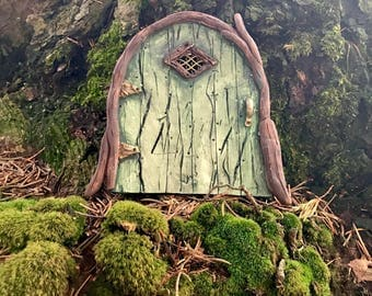 Fairy Garden Fairy Door fairies decoration outside inside lawn decor fairy