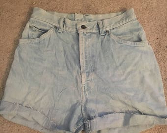 HIGH WASTED vintage Levi's