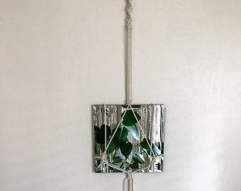Gemstone Mirror Hangin