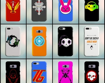 Overwatch Phone Cases (iPhone/Samsung/Google)