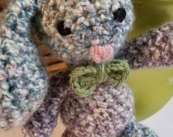 Amigurumi Bunny | Stuffed Bunny | Handmade crochet stuffed animal | Bunny