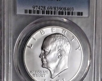 1971s Deep Cameo Proof 69.....PCGS Certified-No spots or stains just brilliant-real cameo black/white depending upon light intensity/angle