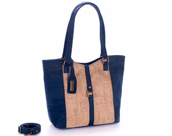 Cork handbag / tote bag cork