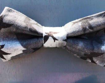 Night Hawk Bow Tie