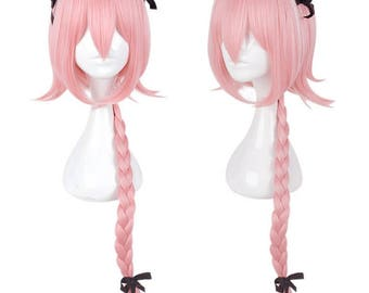Fate Apocrypha Astolfo Cosplay wig Full Hair