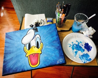 Walt Disney Cartoons: Donald Duck