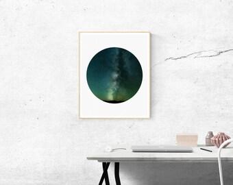 Digital Prints, Sky Print, Night Sky Art Print, Starry Night, Stars Printable, Modern Art, Starry Night Print Art, Instant Download