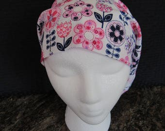 Women's Large Straight scrub hat